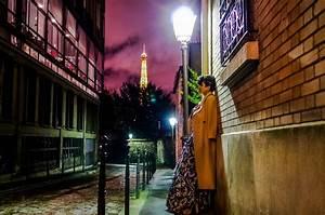 Wallpaper, Lights, Colorful, Women, Model, Dark, City, Street, Night, Sky, Road, Photography