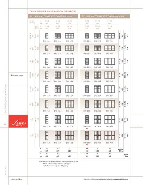 andersen casement window standard sizes  home plans design