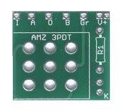 amz guitar effects pc boards ready  solder