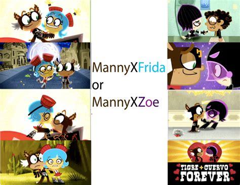 Mannyxfrida Or Mannyxzoe? By Lilidani12 On Deviantart