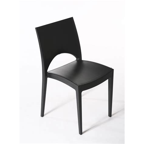 leroy merlin chaise de jardin chaise de jardin en résine greenpol anthracite