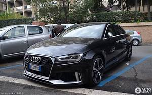 Audi Rs3 Sedan : audi rs3 sedan 8v 11 january 2018 autogespot ~ Medecine-chirurgie-esthetiques.com Avis de Voitures