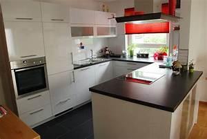 U Form Küchen : k che in u from mit granit ~ A.2002-acura-tl-radio.info Haus und Dekorationen