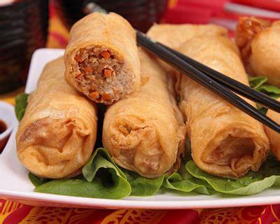 cuisine un chinois recette nems chinois