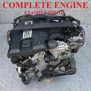 Bmw 1 3 Series E87 Lci E90 120i 320i Bare Engine N43b20aa New Timing Warranty