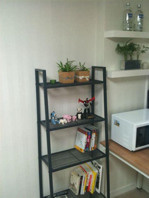5 Shelf Bookcase Ikea by Ikea Lerberg Black Shelving Storage Unit Metal 5