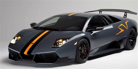 The New Lamborghini Sports Cars Models