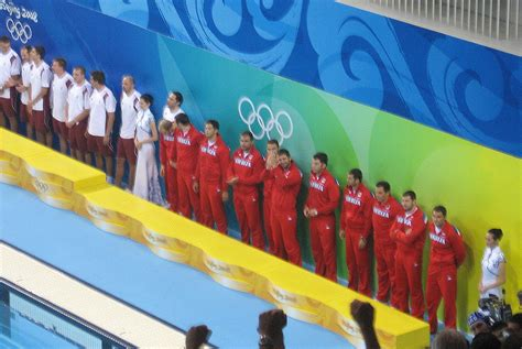 Water Polo At The 2008 Summer Olympics Mens Tournament