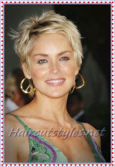 short hairstyles  mature women   haircut styles