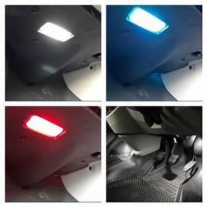 Vw Transporter Footwell Led Lights Upgrade Kit  U0026 Trim