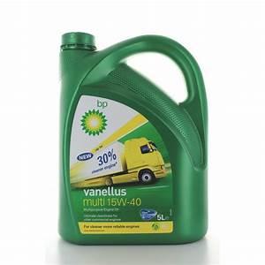 Quantité Huile Moteur : huile moteur bp vanellus multi 15w40 racing lubes ~ Gottalentnigeria.com Avis de Voitures