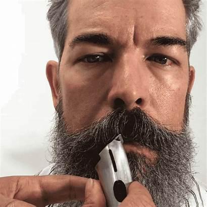 Beard Lip Tips Line Grooming Handsome Clients