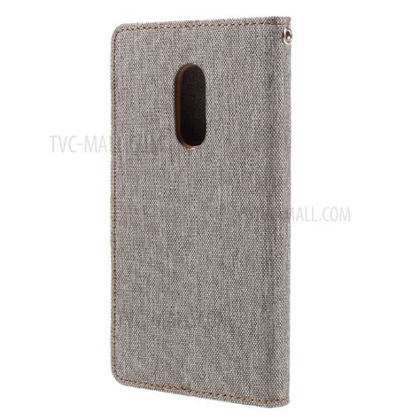 Goospery Mercury For Redmi 2 mercury goospery canvas leather wallet cover for xiaomi