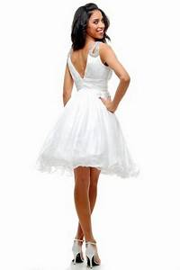 robe blanche soiree With robe blanche soiree