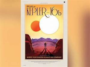 Whimsical NASA Posters Tease What the Future of Space ...