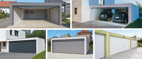 Garage Grande Capacité  Zapf Garages Préfabriqués