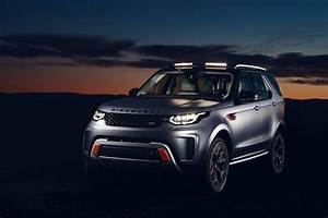 Wallpaper Land Rover Discovery SVX, 2018, 4K, Automotive