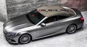 Mercedes Classe S 2016 : future car rendering 2016 mercedes benz s class cabriolet ready for a1a and ocean drive ~ Dode.kayakingforconservation.com Idées de Décoration