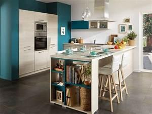 1000 idees a propos de meubles en bois fonce sur With maison en palette plan 9 poser des etageres sur la credence en rangement cuisine