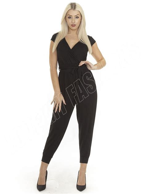 one jumpsuit womens womens leopard print all in one jumpsuit