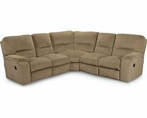 Sectional sofa design sectional sofa with recliner chaise for Sectional sofas with 4 recliners