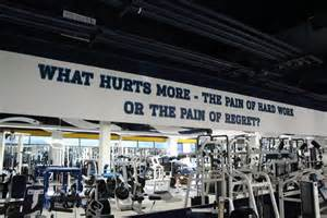 The Pain Of Hard Work Or The Pain Of Regret?