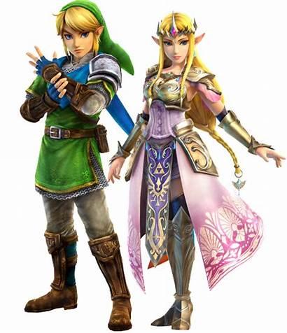 Zelda Hyrule Warriors Transparent Link Legend Zelink