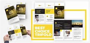 18 church brochure templates for modern churches With church brochures templates
