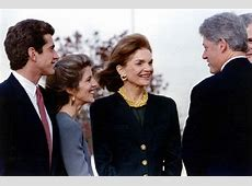 Bill Clinton 'tried to seduce Jackie Kennedy at her New