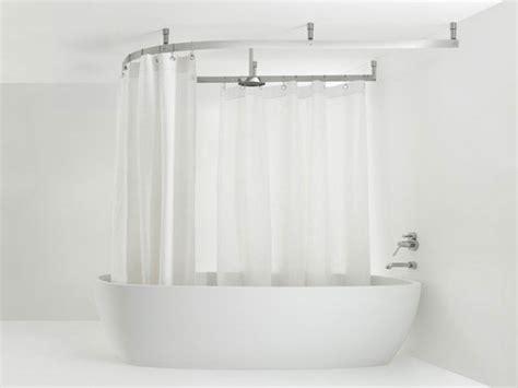 Tub Curtain by Bathtub With Shower Curtain Bathtub Shower Ideas