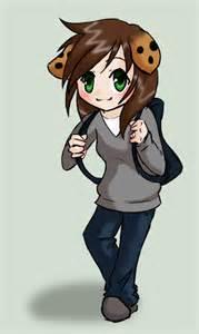 Anime Chibi Animal Drawings