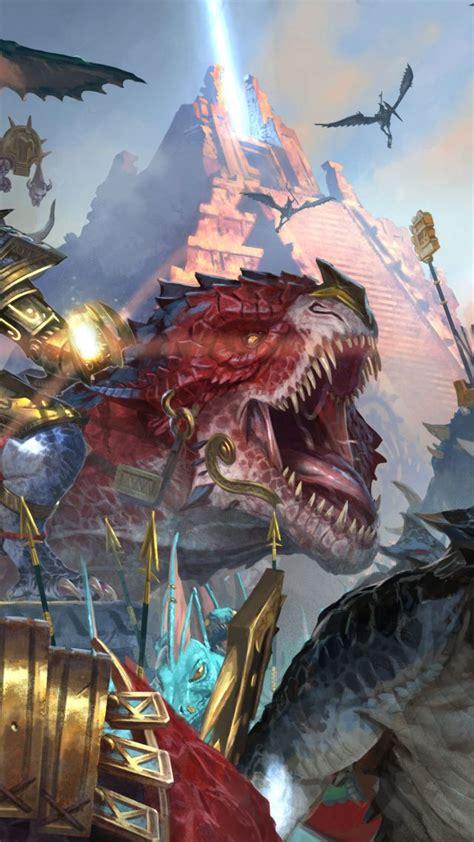 wallpaper total war warhammer ii    screenshot