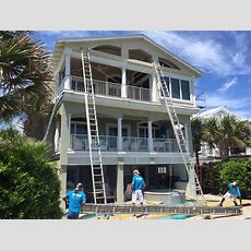 Exterior House Painting Services  Hall's Quality Painting