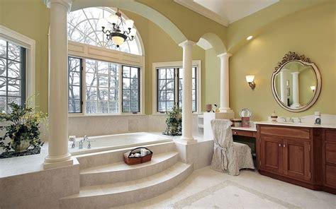 luxury bathrooms  magnificent life
