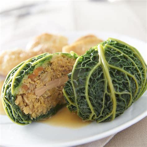 cuisine choux cuisine choux vert farci image sur le design maison