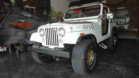 jeep golden eagle interior buy used 1979 jeep cj7 golden eagle limited edition in