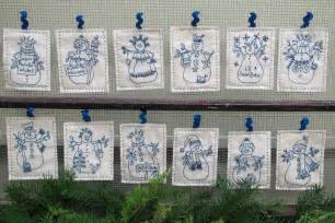 Free Redwork Hand Embroidery Designs Patterns