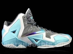 Nike LeBron XI - Armory Slate/Gamma Blue - Release Info
