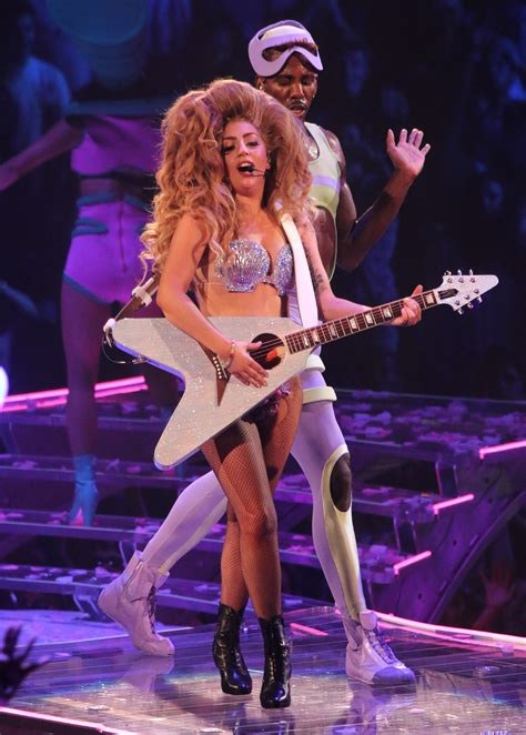 Dlisted | Lady Gaga kicks off her artRAVE The ARTPOP Ball concert in Fort Lauderdale FL