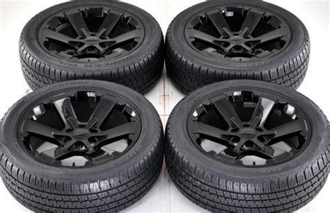 buy  silverado sierra  truck black wheels tires