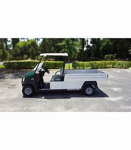 Club Car Carryall 700 Electric