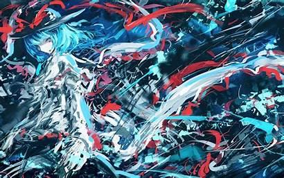 Touhou Project Anime Iku Nagae Wallpapers Wallpapersafari