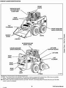 Bobcat S150 Skid