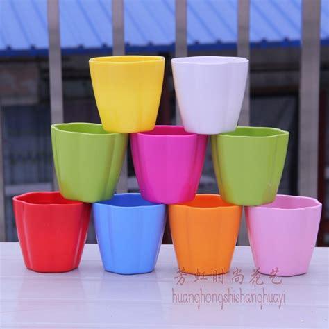 petit pot en plastique achetez en gros petits pots de fleurs d 233 coratives en ligne 224 des grossistes petits pots de