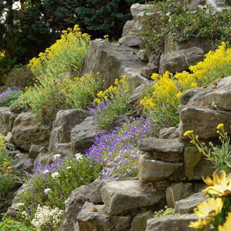Garten Gestalten Steingarten by Steingarten Anlegen Und Gestalten Mein Sch 246 Ner Garten