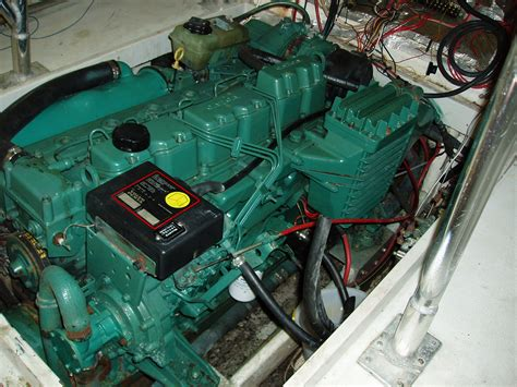 volvo tamdp  diesel engine  hull truth boating