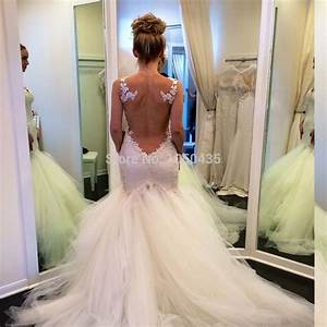 wedding dress low cut back images With low cut back wedding dresses