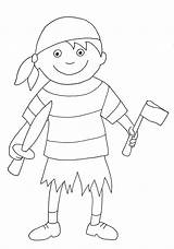 Pirate Coloring Pages Boy Printables Clipartqueen sketch template