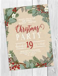 17 best ideas about christmas party invitations on pinterest holiday party invitations happy