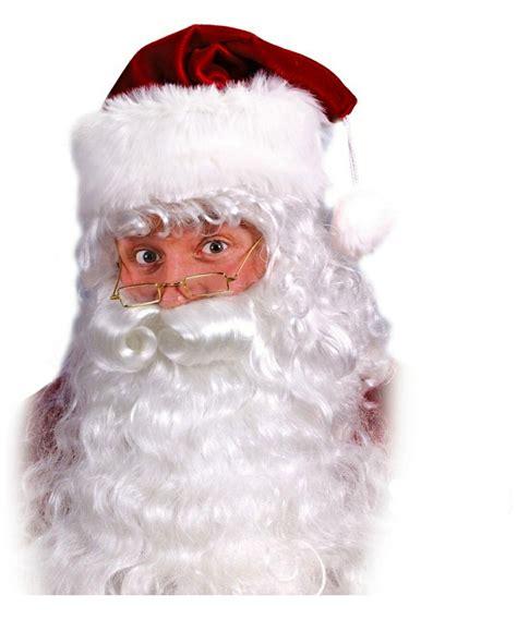 adult santa beard  wig set christmas costume